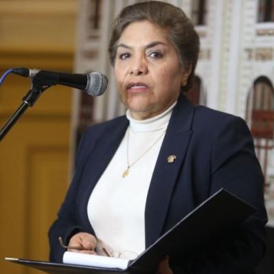 Salgado: Al no haber quorum, la interpelación a Vizcarra se cae
