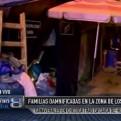 Chosica: denuncian que personas no damnificadas reciben donaciones