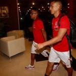 Selección peruana llegó a Maturín para enfrentar a Venezuela
