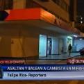 Miraflores: cambista fue baleado durante asalto