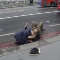 Londres: fotógrafo que captó ataque en puente Westminster narra su testimonio