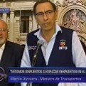 Martín Vizcarra: interpelación quedó sin efecto por falta de quórum