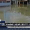 Piura: urbanización El Chilcal permanece inundada tras intensas lluvias
