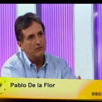 Tiempo de leer: Pablo de la Flor presenta 'La luz sobre nosotros'