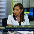 Nidia Vílchez: Si planta de Huachipa no funciona es culpa del gobierno de Humala