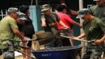 Fenómeno El Niño: FF.AA respaldarán las labores de la Policía por 30 días - Noticias de carlos basombrio