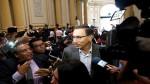 Martín Vizcarra acudirá hoy a interpelación como señal de transparencia - Noticias de lee shau kee