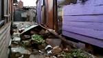 Talara: AA.HH. del cono norte quedaron inundados - Noticias de chulucanas