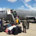 FAP suspende traslado de personas por puente aéreo desde Lima