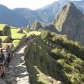Machu Picchu: tramo de Camino Inca se vio afectado por deslizamientos tras lluvias