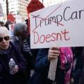 Donald Trump pierde la batalla contra el Obamacare