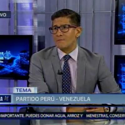 Empate de Perú con Venezuela nos deja fuera de Rusia 2018