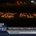 La Hora del Planeta: Perú se sumó a apagón contra el cambio climático
