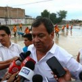 Piura: Ejecutivo toma medidas para evitar más daños por crecida de río
