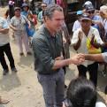Del Salvador resaltó encuesta: Tiene relación con nuestro trabajo