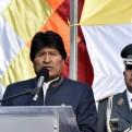 Evo Morales: el 83% confia poco o nada en su gestión