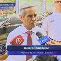 Rodríguez: Inundaciones dejaron más S/ 2 millones en daños materiales para el PJ