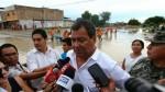 Piura: Ejecutivo toma medidas para evitar más daños por crecida de río - Noticias de reynaldo cajamarca