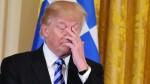 Trump acusa a la derecha republicana por fracaso de reforma de la salud - Noticias de barack obama