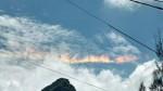 Chiclayo: arcoíris de fuego aparece en el cielo sorprendiendo a ciudadanos - Noticias de piura
