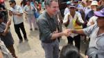 Del Salvador resaltó encuesta: Tiene relación con nuestro trabajo - Noticias de cajamarquilla