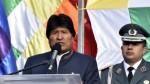 Evo Morales: el 83% confia poco o nada en su gestión - Noticias de bolivia