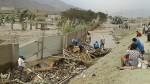 Carapongo: vecinos acusan a Rutas de Lima por desborde del río Rímac - Noticias de municipalidad de chosica