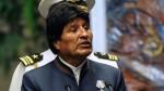 Evo Morales adelanta el viaje a Cuba para su cirugía en la garganta - Noticias de presidencia