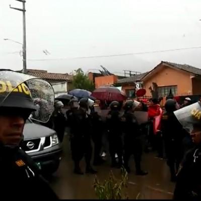 Huancayo: casi linchan a supuesto asesino de niña de 8 años