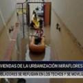 Piura: vecinos de Castilla permanecen atrapados en edificios