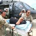 Piura: Fuerzas Armadas auxiliaron a más de 5 mil damnificados