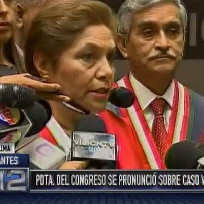 Salgado asegura que lo ocurrido en Venezuela no es comparable al 5 de abril