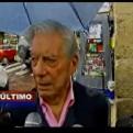 Vargas Llosa lamentó situación de Piura por inundaciones