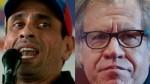Capriles se reúne hoy con Almagro en OEA para pedir sesión sobre Venezuela - Noticias de humala washington