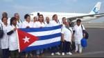 Brigada médica de Cuba llegó al Perú para atender a damnificados - Noticias de roberto cuba