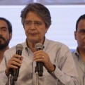 Elecciones en Ecuador: Lasso denuncia