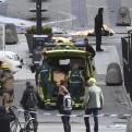 Estocolmo: cuatro personas fallecieron en atentado con camión