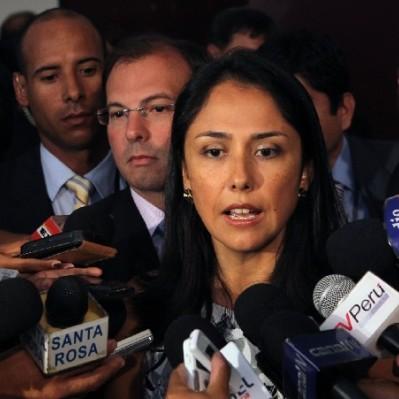Nadine Heredia: Descarto toda injerencia en manejo de las FFAA en el VRAEM