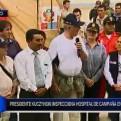 PPK en Huarmey: En dos años habrá un nuevo hospital moderno en un lugar más alto
