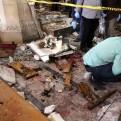 Egipto: más de 40 muertos tras ataques contra iglesias