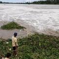 Río Tumbes se encuentra en alerta roja