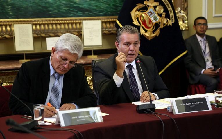 Victor Albrecht renunció a la presidencia de la Comisión Lava Jato