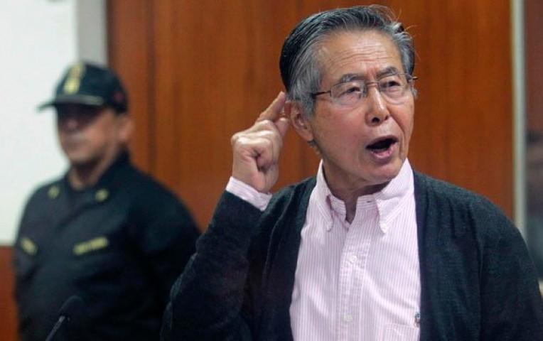 Alberto Fujimori regresó a prisión tras sufrir recaída en su estado de salud   Actualidad