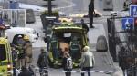 Estocolmo: cuatro personas fallecieron en atentado con camión - Noticias de suecia