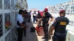 Callao: capturan a seis drogadictos en cementerio Baquijano - Noticias de cementerio