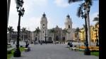 Plaza de Armas: tránsito vehícular será restringido por jornada de oración - Noticias de huancavelica