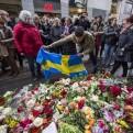 Estocolmo: autor de atentado lamentó atropellar a tan