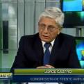 Castro: Albrecht será reemplazado pese a que no ha renunciado a comisión