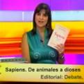 Tiempo de Leer: Sapiens. De animales a dioses, Central y Tomatina Curatodo