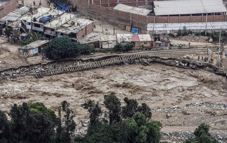 INEI dará cifras de los efectos del Fenómeno El Niño a fines de abril   Actualidad
